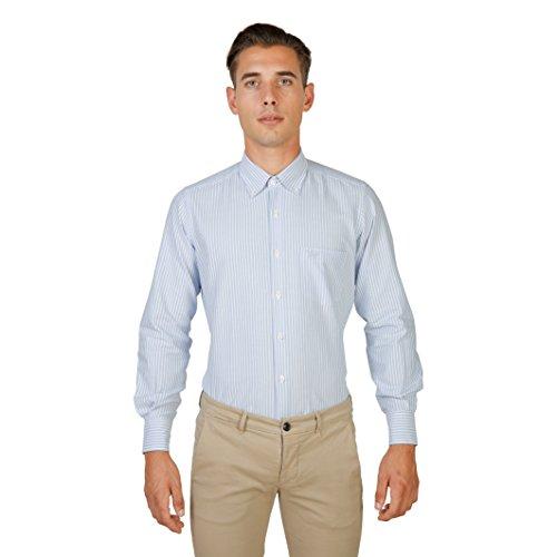 Oxford University Oxford_Shirt-BD Camicie Uomo Blu