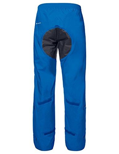 VAUDE Herren Regenhose Drop Pants II Hydro blue