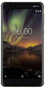 Nokia 6.1 (2018) (Blue-Gold, 3GB RAM, 32GB Storage)