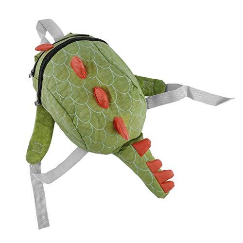 Dinosaur Zaino Impermeabile Drago Asilo Sacchetto di Scuola della Ragazza...