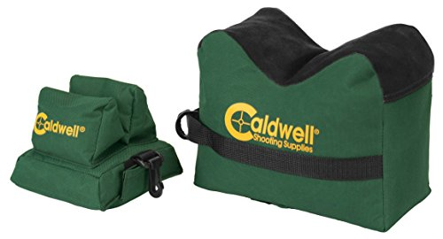 DeadShot Boxed Combo (Front & Rear Bag)- Unfilled by Caldwell -