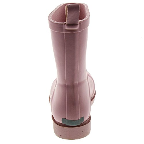Celavi Kinder Wasserdichte Gummisteifel, 100% Naturkautschuk Regenstiefel, 3951 Rosa