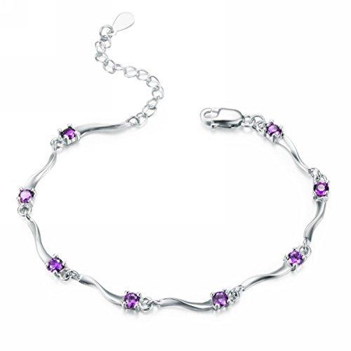 merida-womens-splendida-s925-argento-sterling-bracciale-dargento-con-lucido-cubic-zirconia-78-viola