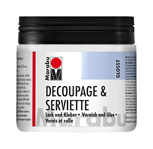 "Marabu ""Decoupage & Serviette, Glossy, 500 ml"