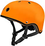 Micro Safety Helmet: Matt Orange (Small)