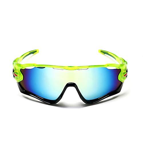YHDD Damen und Herren UV Outdoor Vr Glasses Sunglasses Cycling Sports Men Sunglasses
