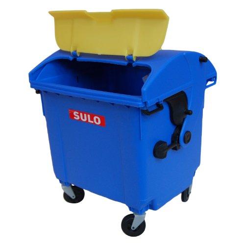 Sulo Mini Müllcontainer, Grau (blau)