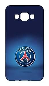 Mott2 Back Case for Samsung Galaxy A3 | Samsung Galaxy A3Back Cover | Samsung Galaxy A3 Back Case - Printed Designer Hard Plastic Case - Paris Saint-Germain F.C theme