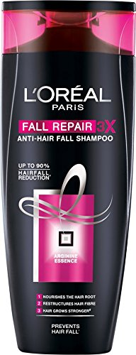 L'Oreal Paris Fall Resist 3X Anti-hair Fall Shampoo, 360ml