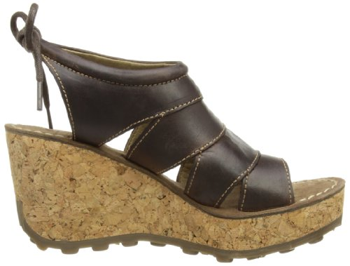 Fly London Gola - Sandali alla moda, , taglia Marrone (Dk. Brown 002)