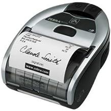 Zebra iMZ320 - Terminal de punto de venta (Móvil, Térmica directa, Inalámbrico y alámbrico, CE .NET, Pocket PC, Windows Mobile 2002, Windows Mobile 2003 SE, Windows XP 2000 and NT, Android 2.3, Ión de litio, Batería)
