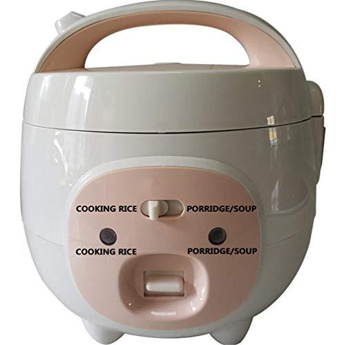 STEAM PANDA Mini Reiskocher + Dampfgarer 1-3 Personen Multifunktions-Reiskocher mit Dampfdruck EIN-Knopf-Bedienung 350 (W) 220 (V) 50 (HZ)
