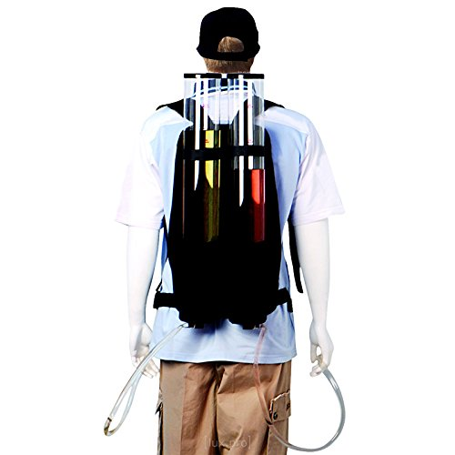 [lux.pro] Double dispensing backpack for drinks (2 x 3l) column 6l - beer towers - for parties and events