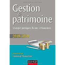 Amazon Fr Gestion De Patrimoine Livres