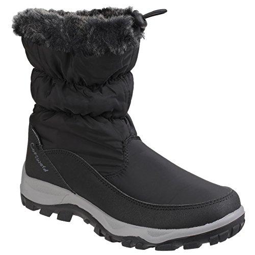 Cotswold -Frost - Stivali invernali facili da infilare - Donna Brown