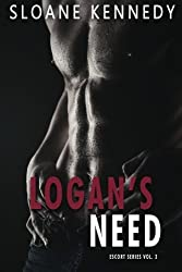 Logan's Need (The Escort Series) (Volume 3) by Sloane Kennedy (2015-05-18)