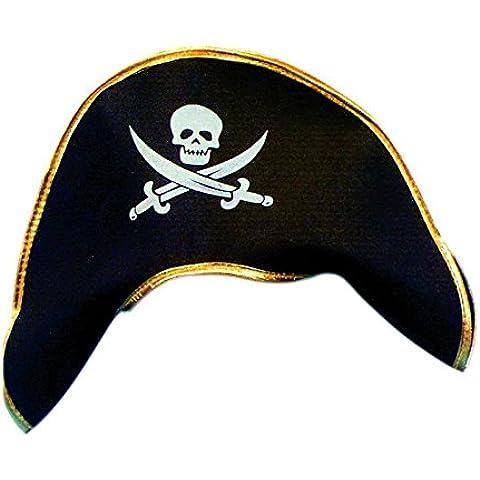 Cappello pirata bambino Taglia Unica