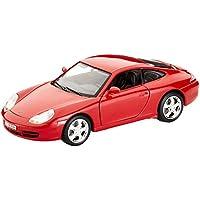 Bburago - Porsche 911 Carrera 4, color rojo (18-12037)