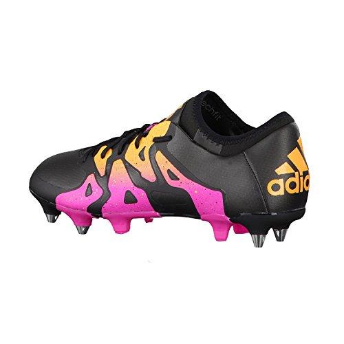 ... Scarpe Da Calcio Adidas Uomo X 15,1 Sg, Rosso, 38 Eu Nero ...