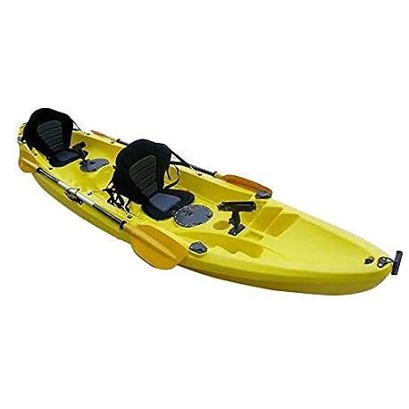 Pennyyoga Ajustable Especial Deluxe Moldeado EVA Oxford Kayak Asiento Canoa Asiento Ultimate Moldeado Asiento Barco de Pesca Acc