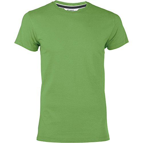 Kariban Vintage Mens Vintage T Shirt Vintage Green