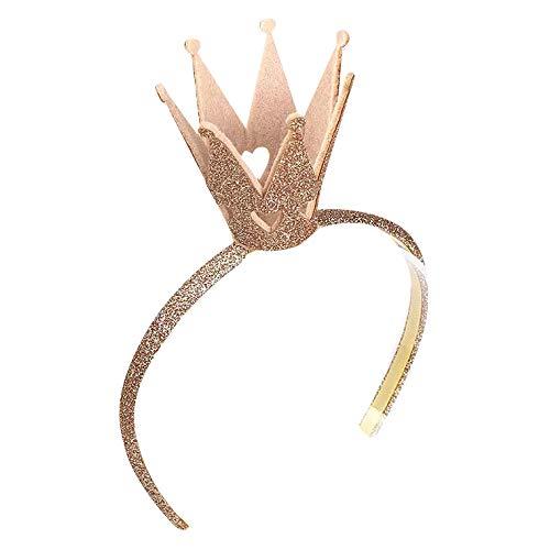 Rosalina Prinzessin Kostüm - thematys Prinzessin Diadem Kopfschmuck - Haarband für Erwachsene perfektes Accessoire für Fasching, Karneval & Cosplay