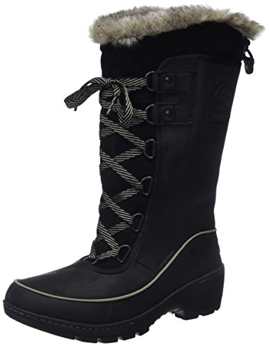 Sorel Torino High Premium, Stivali da Neve Donna, Nero (Black, Kettle), 37 EU