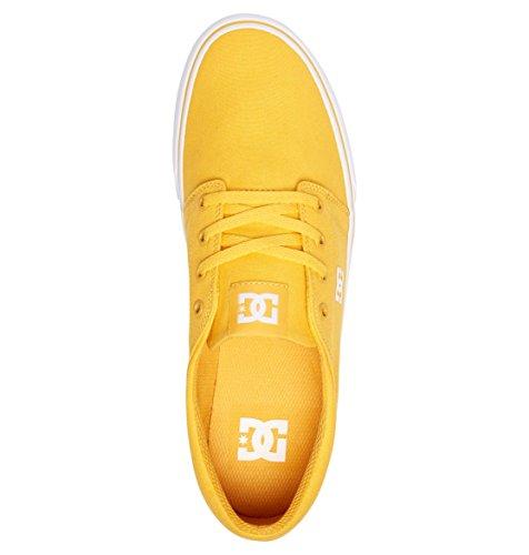 DC Trase TX431 Herren Sneakers YELLOW/GOLD