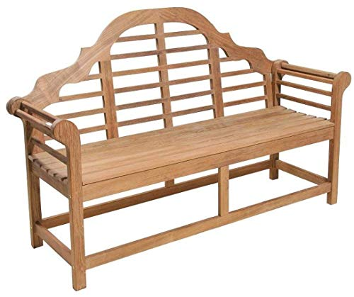 Banc LINZ Teck Naturel