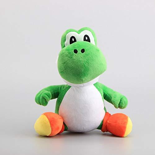 lzpoyaya Dragaon Stuffed Toys Niedliche Yoshi Plüschpuppen Kindergeschenk 13 Zoll 33 cm (Ein Ein Mädchen Ist Oder Yoshi Junge)