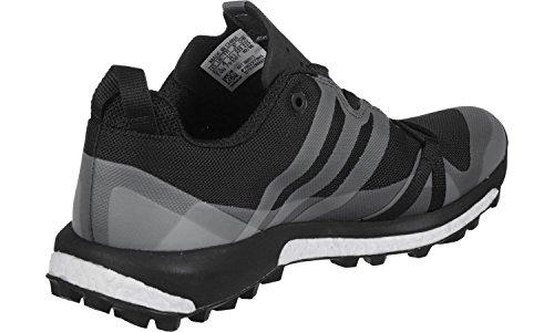 adidas Terrex Agravic W, Chaussures de Randonnée Femme Noir (Nero Negbas/negbas/gritra)
