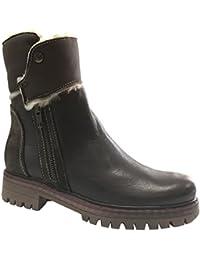 Manas Womens 172M2125CREHY Leather Boots  Zapatos de moda en línea Obtenga el mejor descuento de venta caliente-Descuento más grande
