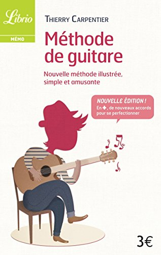 Méthode de guitare par Thierry Carpentier