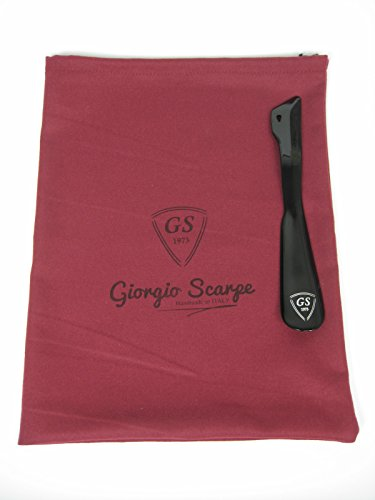 Giorgio Scarpe Derby Budapester Scarpa In Pelle Gm13 Cucita A Mano Made In Italy Moka / Marrone Chiaro