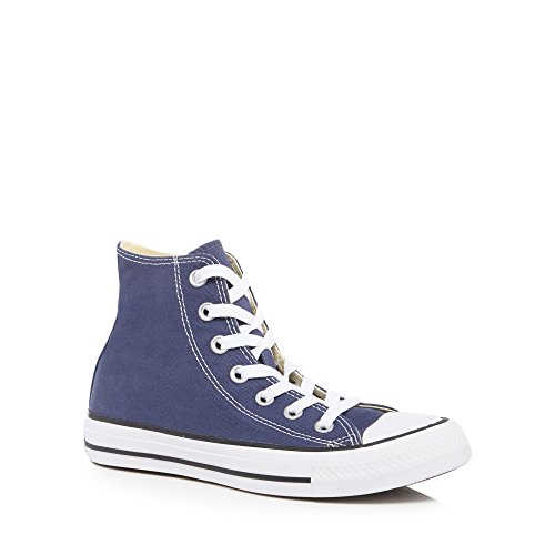 Converse Womens Navy Canvas
