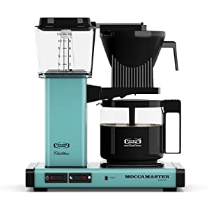 Technivorm Moccamaster KBG-741 AO Coffee Brewer - Turquoise by Technivorm