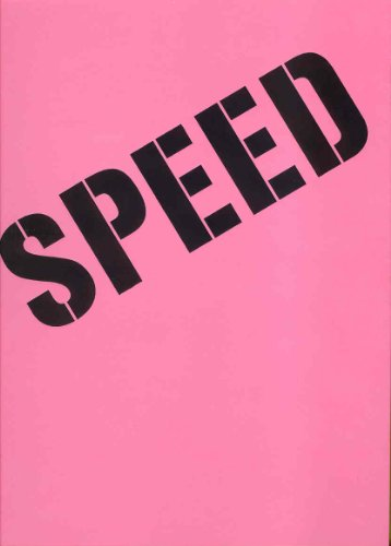 Speed: v. 1-3 (Contemporaneos) por Francisco Calvo Serraller