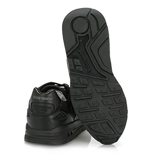 Le Coq Sportif Lcs R900 Woven Herren Sneaker Schwarz