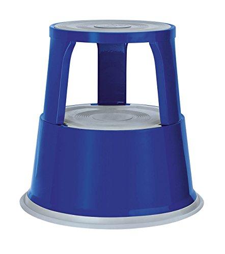 Wedo 212103 Rollhocker (Metall TÜV- und GS-geprüft nach EN 14183-F) blau