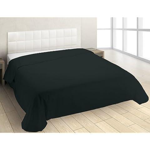 Burrito Blanco - Funda nórdica suelta Puzzle 25 negro para cama de 150/160x190/200 cm