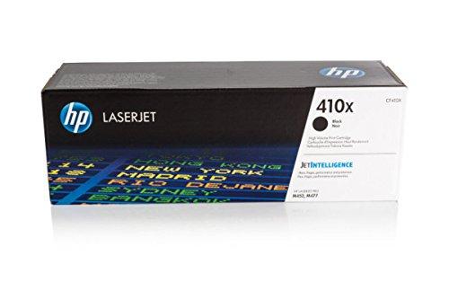 Preisvergleich Produktbild HP original - HP - Hewlett Packard Color LaserJet Pro MFP M 477 fdw (410X / CF410X) - Toner schwarz - 6.500 Seiten
