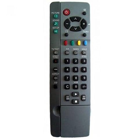 Ersatz Fernbedienung für Panasonic EUR511200 (PIL0138)