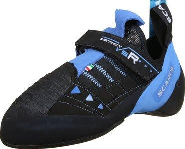 Scarpa Instinct VSR Scarpa arrampicata black/azure