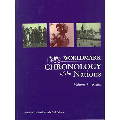 [(Worldmark Chronologies: v. 1-4)] [By (author) Karen Christensen] published on (January, 2000)