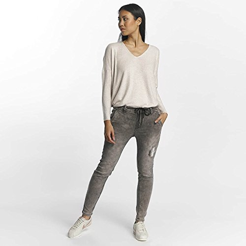 Urban Surface Donna Pantaloni / Pantalone ginnico Jogg Jeans Grigio