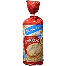 Bicentury Tortitas De Arroz Integral Nackis - 130 g