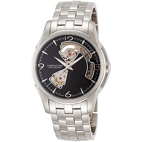 Hamilton H32612135 - Orologio da polso, cronografo al quarzo, acciaio inox - Hamilton Da Polso Al Quarzo