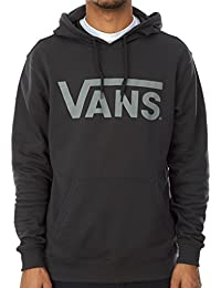 Vans Classic Pullover Hood New Charcoal/Frost Grey