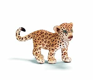 SCHLEICH 14399 - Wild Life, Leopardjunges: Amazon.de