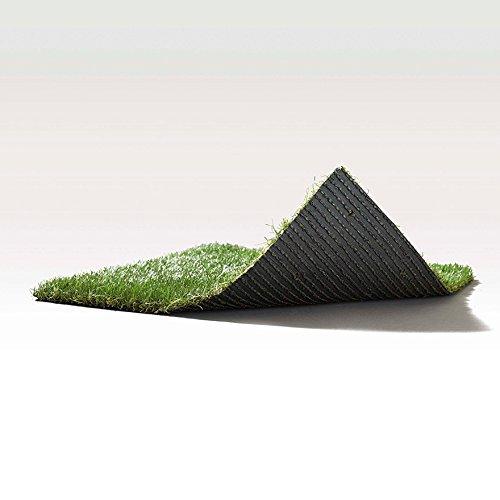 Erba Sintetica per Giardino 25mm 1x3m Rama Lawn Verde